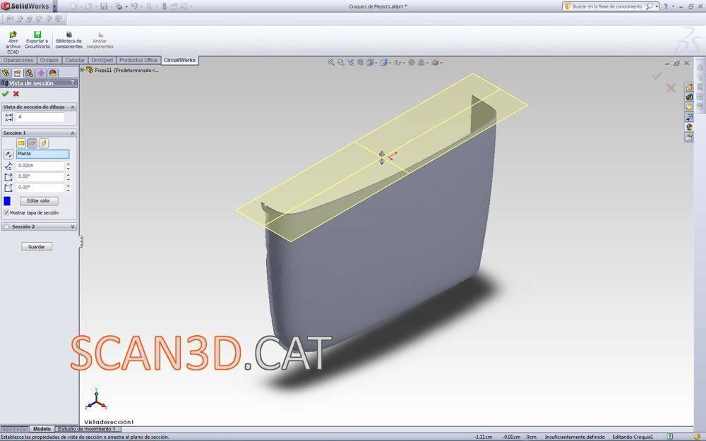 CAD toaster cap