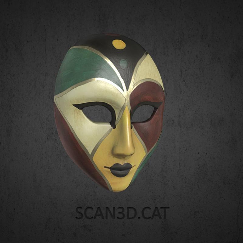 Carnival-pierrot-mask