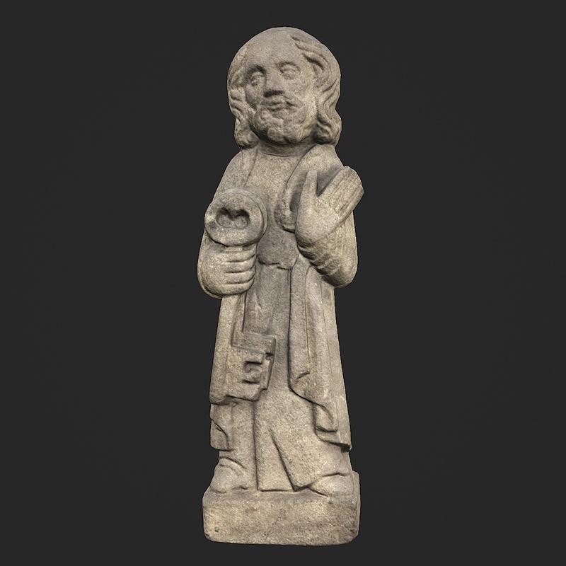 St-Peter_stone-sculpture