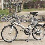 Dahon folding e-bike
