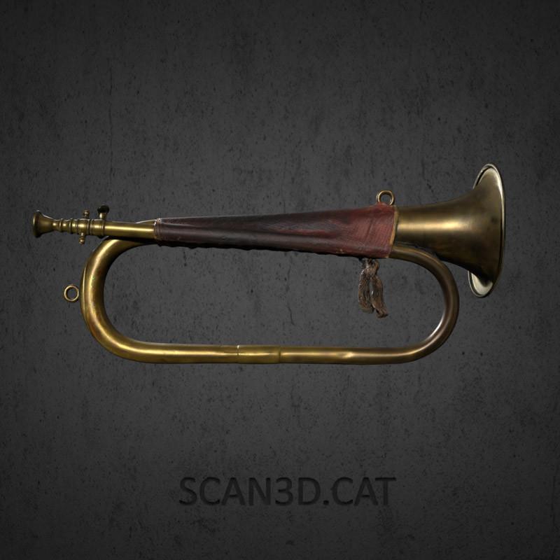 Catalan military cornet